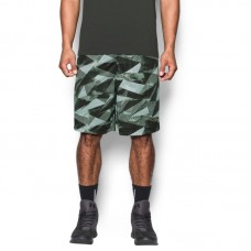Under Armour SC30 Aero Wave Printed Shorts