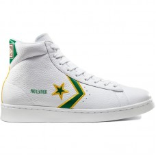 Converse Pro Leather Mid Breaking Down Barriers Celtics - Converse jalatsid