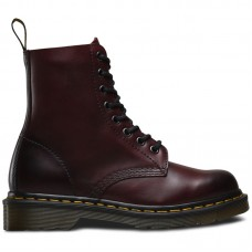 Dr. Martens 1460 Pascal Antique Temperley Cherry Red - Talvesaapad