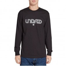 Undefeated Track Lines Long Sleeve Tee