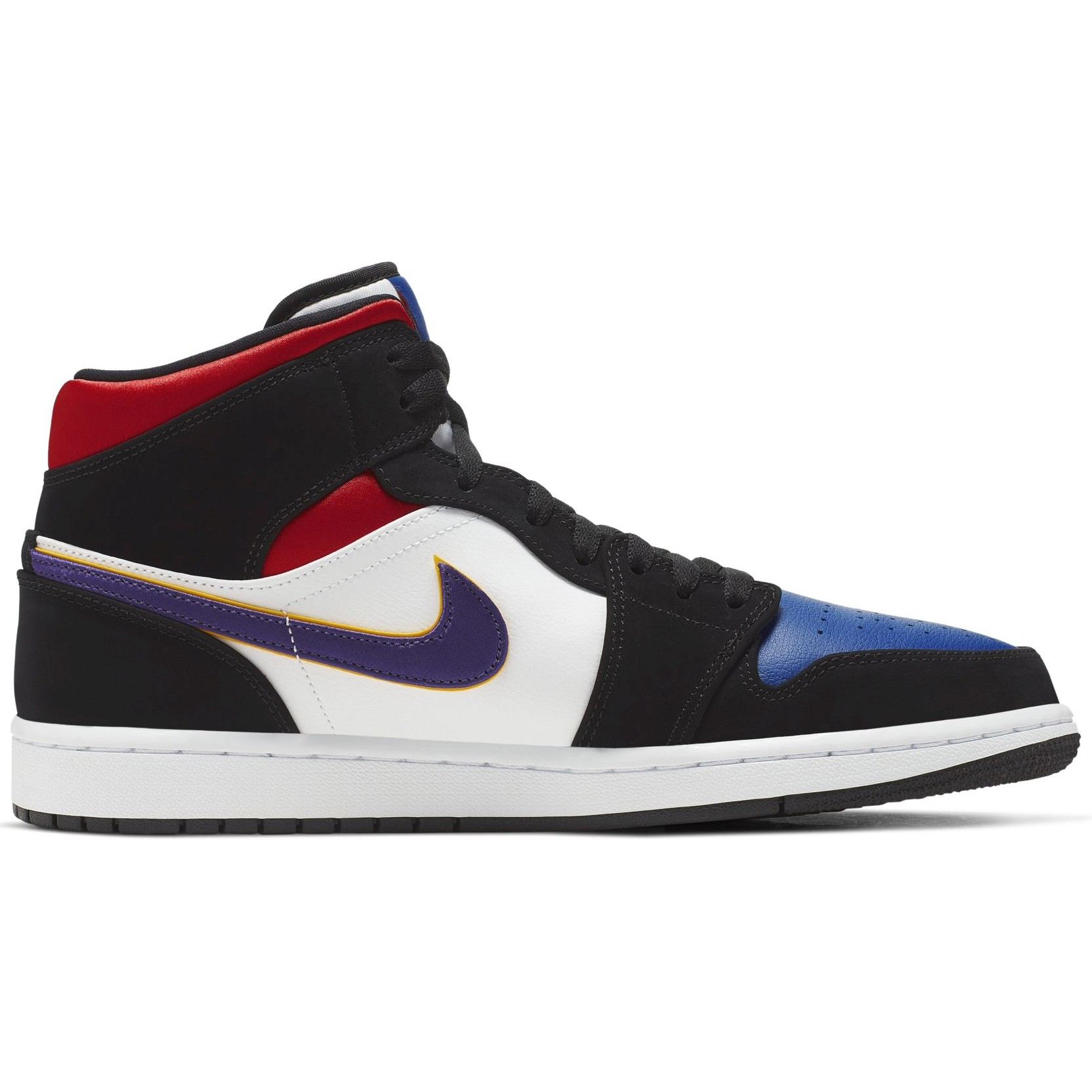 Air Jordan 1 Mid SE Top 3 Lakers - Vabaajajalatsid