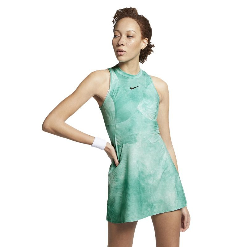 Nike Wmns Court Dri-FIT Maria Printed Dress - Kleidid