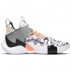 Nike Air Jordan Why Not Zer0.2 SE Russell Westbrook Orange Puls - Korvpallijalatsid