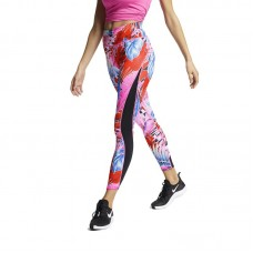 Nike Wmns One Printed 7/8 Training Tights - Retuusid