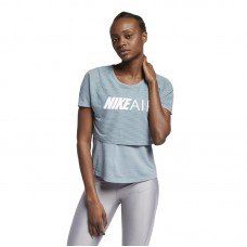 Nike Wmns Air Graphic Running Top