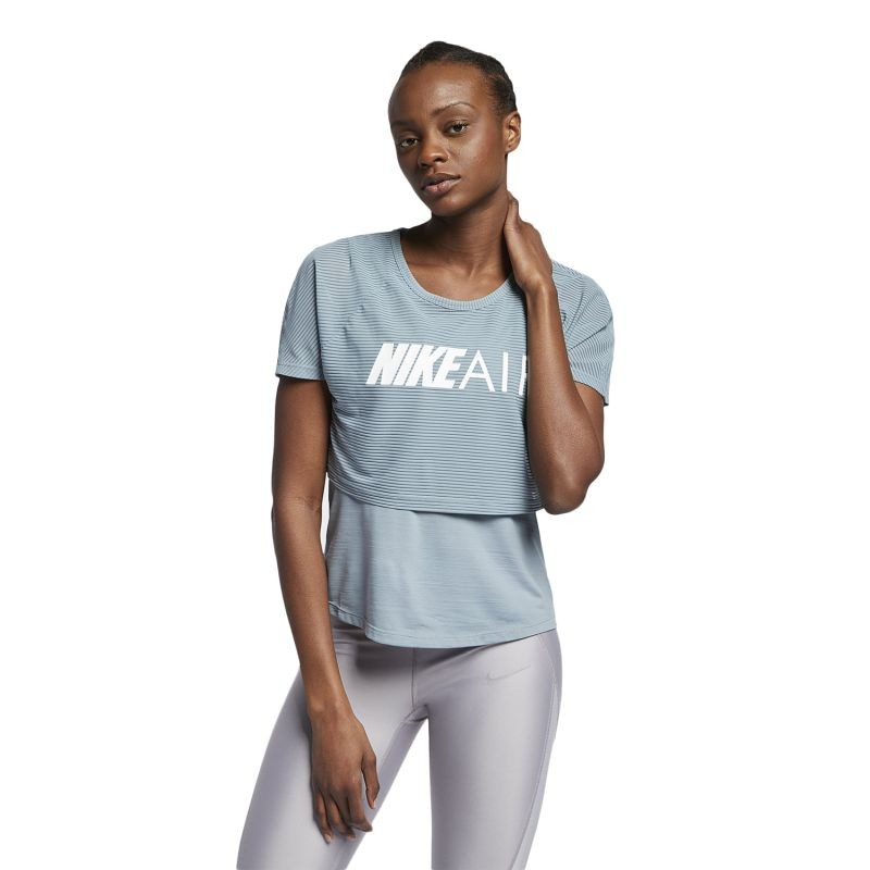 Nike Wmns Air Graphic Running Top - T-särgid