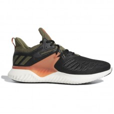 adidas Alphabounce Beyond Black Olive Orange - Jooksujalatsid