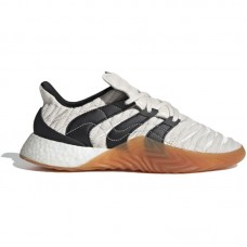 adidas Originals Sobakov 2.0 BOOST White Black - Vabaajajalatsid