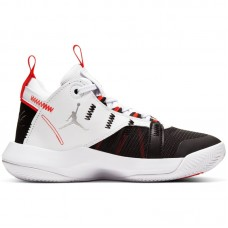Nike Air Jordan GS Jumpman 2020 White Black Red Orbit - Korvpallijalatsid