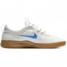 Nike SB Nyjah Free 2 Summit White Light Photo Blue