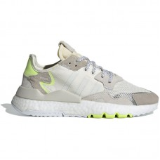 adidas Originals Wmns Nite Jogger Boost W Off White Hi Res Yellow - Vabaajajalatsid