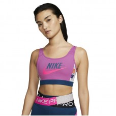 Nike WMNS Swoosh Icon Clash Medium Support liemenėlė - Spordirinnahoidjad