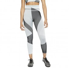 Nike Wmns Sculpt Icon Clash Seamless 7/8 Training tamprės - Retuusid