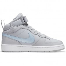 Nike Court Borough Mid 2 EP GS - Vabaajajalatsid