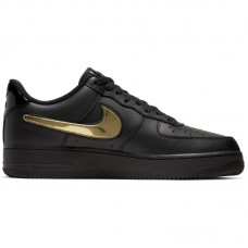 Nike Air Force 1 07' LV8 3 Black Removable Swoosh - Vabaajajalatsid