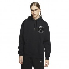 Jordan Paris Saint-Germain Taped Pullover Hoodie džemperis - Džemprid