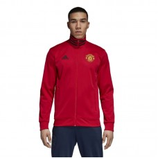 adidas Manchester United 3 Stripes Track Jacket