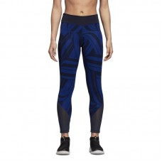 adidas Wmns Climalite D2M HR AOP Tights - Retuusid