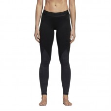 adidas Wmns Alphaskin Sport Long Crew Climawarm Tights - Retuusid