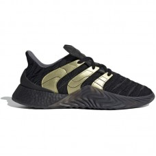 adidas Originals Sobakov 2.0 BOOST Black Gold - Vabaajajalatsid