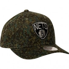 Mitchell & Ness NBA Brooklyn Nets Abstract Camo Snapback - Snapback nokamütsid